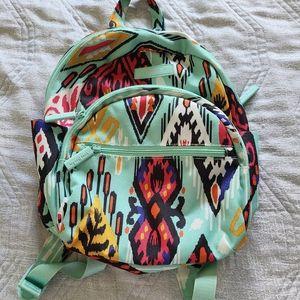Vera Bradley Compact Essential Backpack